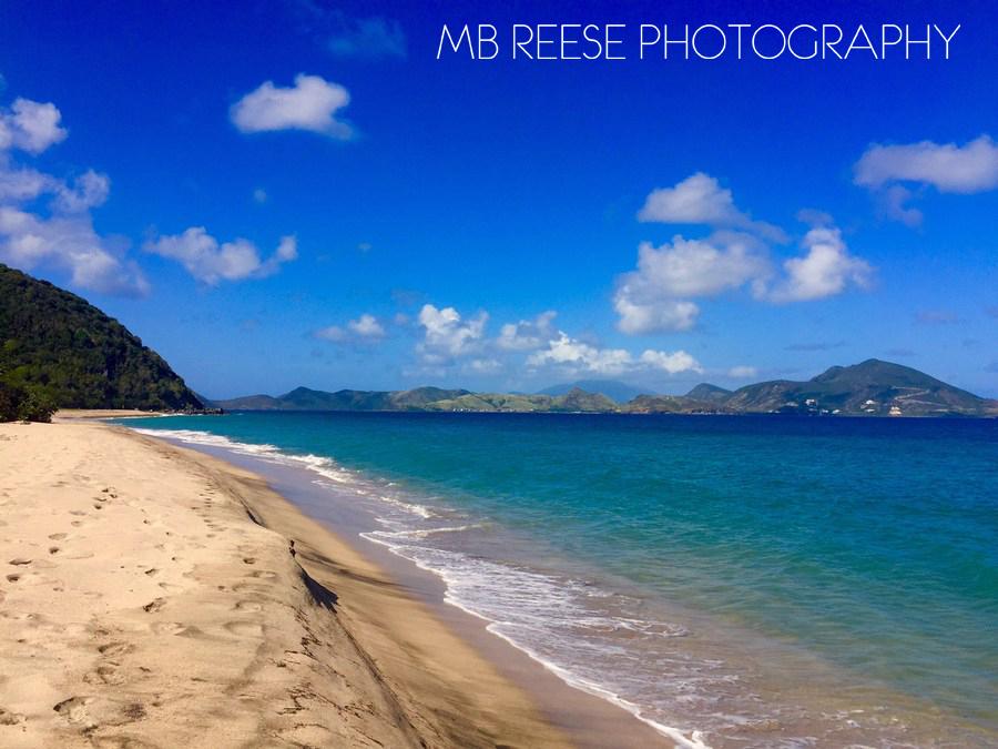 Lovers Beach, Nevis
