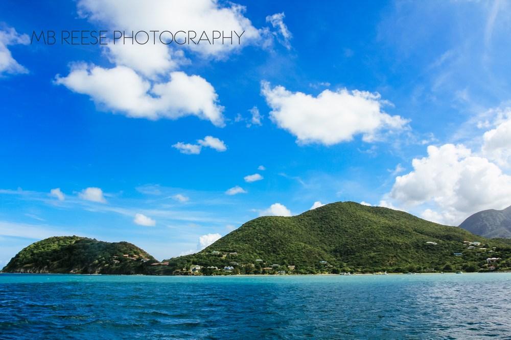 Sailing Nevis